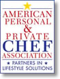 Chef Eileen is a proud member of APPCA